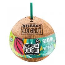 Genuine Coconut - Noix coco drink & eat fraîche