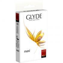 Glyde - Boîte de 10 préservatifs vegan Maxi