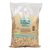 Greenweez - Flocons d'avoine origine France 500g