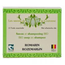 Les Savons de la Couronne - Savon & shampoing Romarin 100g