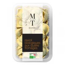 MiaTerra - Raviolis aux 4 fromages 250g