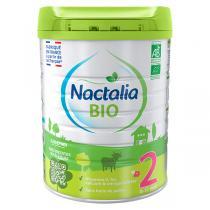 Nactalia BIO - Nactalia Bio Lait bio infantile 2ème Age 6-12 mois 800g