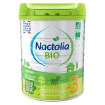 Nactalia BIO - Nactalia Bio Lait bio infantile 3ème Age 10-36 mois 800g