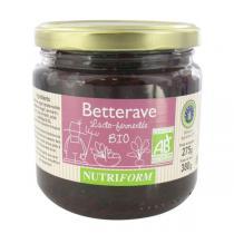 Nutriform - Betteraves lacto-fermentées 275g