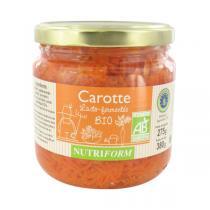 Nutriform - Carottes lacto-fermentées 275g