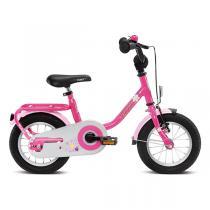 """Puky - Vélo STEEL 12"""" rose - De 3 à 5 ans"""