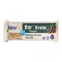 Pural - Bar'avoine mélange de noix sans gluten 50g