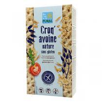 Pural - Croq'avoine nature sans gluten 160g