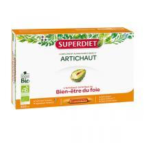 SUPERDIET - Artichaut bien-être du foie 20x15ml