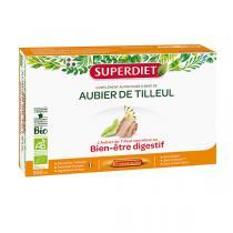 SUPERDIET - Aubier de tilleul bien-être digestif 20x15ml