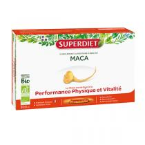 SUPERDIET - Maca vitalité 20x15ml