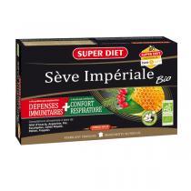 SUPERDIET - Ampoules de sève impériale 20x15ml
