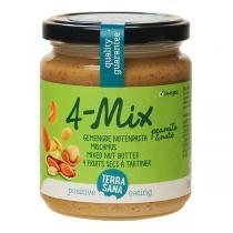 TerraSana - Mix purée 4 fruits secs 250g