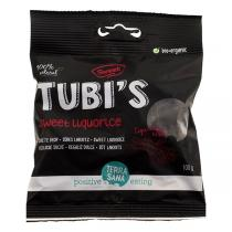 TerraSana - Tubi's réglisse sucrée 100g
