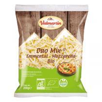 Valmartin - Duo mix mozzarella emmental râpé 200g
