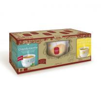 Yogi Tea - Coffret thé et mug Chorella, Gingembre