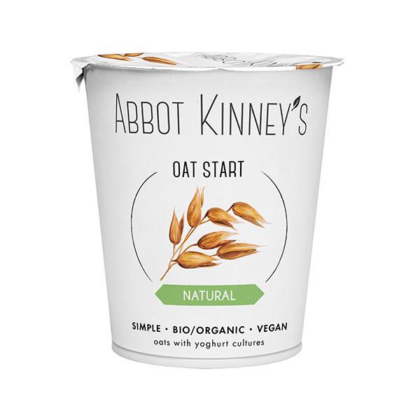 Abbot Kinney's - Dessert végétal Avoine nature 400ml