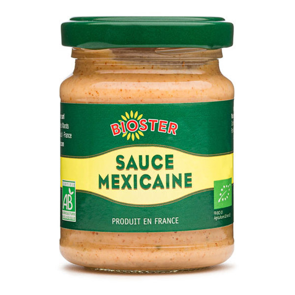 Bioster - Sauce mexicaine 160g
