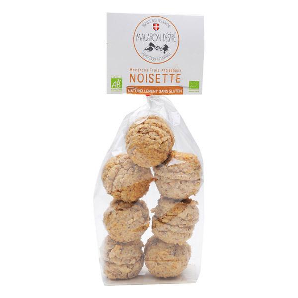 Biscuits Bio des Savoie - Macaron Noisette 150g