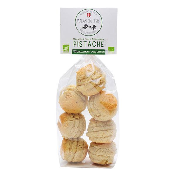 Biscuits Bio des Savoie - Macaron Pistache 150g