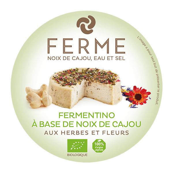 Casa Del Fermentino - Fermentino herbes et fleurs spécialité végétale 90g