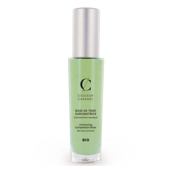 Couleur Caramel - Base de teint sublimatrice n°25- Verte 30 ml