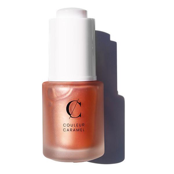 Couleur Caramel - Illuminateur liquide - Le soleil