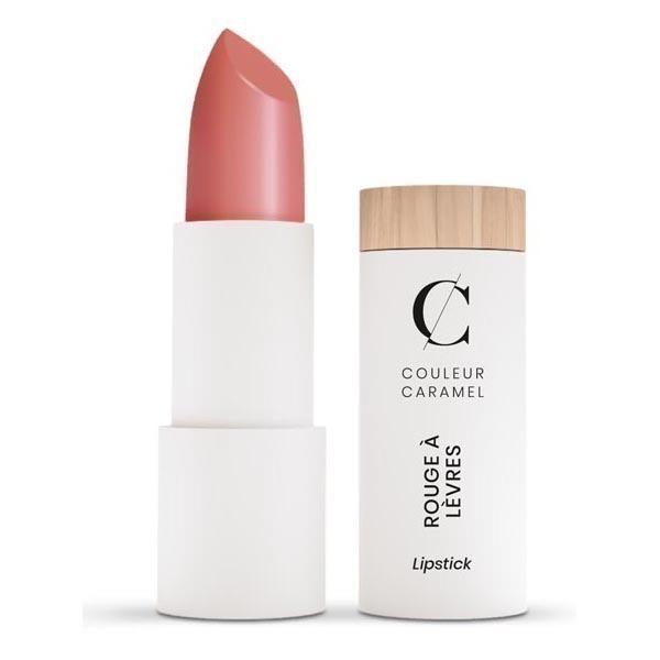 Couleur Caramel - Rouge à lèvres mat n°284- Nude rosé doux