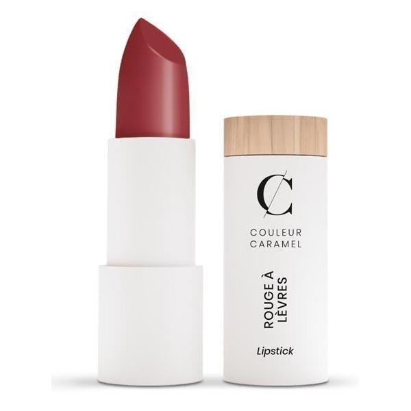 Couleur Caramel - Rouge à lèvres satiné n°223- Vrai rouge