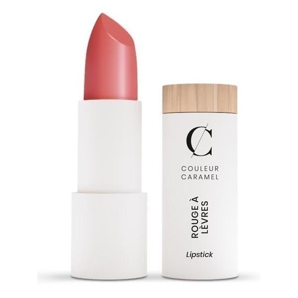 Couleur Caramel - Rouge à lèvres satiné n°503- Nude rosé