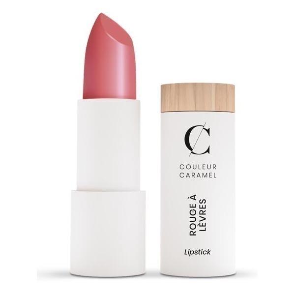 Couleur Caramel - Rouge à lèvres satiné n°504- Rose poudré