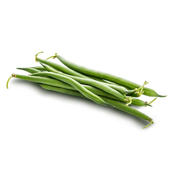 Fruits & Légumes locaux IDF Bio - Haricots verts cueillis main. Ile de France