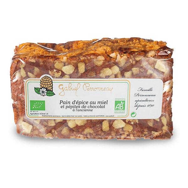 Gabriel Perronneau - Pain d'épices & pépites de chocolat à l'ancienne 500g