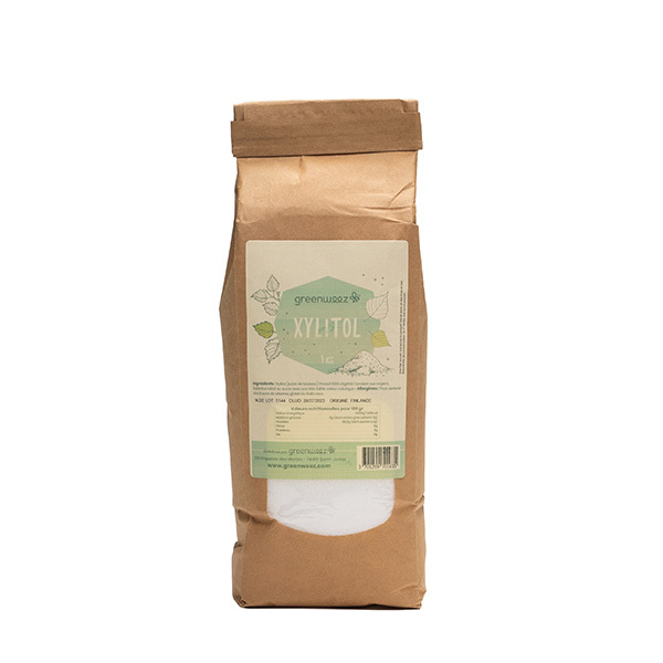Greenweez - Xylitol sucre de bouleau 1kg
