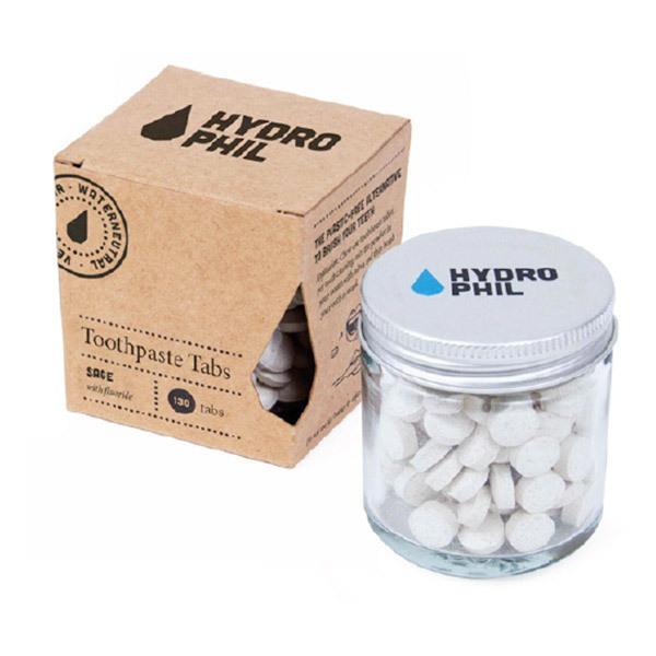 Hydrophil - Dentifrice à croquer à la Sauge 130 pastilles