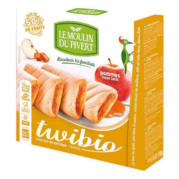 Le Moulin du Pivert - Twibio Tatin 150g