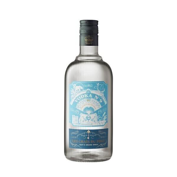 Les Chais du Fort - Vodka 40° 70cl