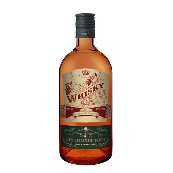 Les Chais du Fort - Whisky 40° 70cl