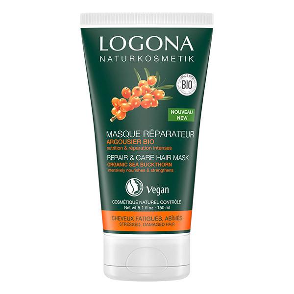 Logona - Masque réparateur Argousier Bio - 150ml