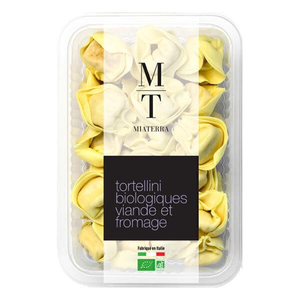 MiaTerra - Tortellinis viande fromage 250g