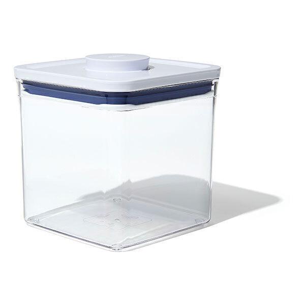 Oxo - Boîte hermétique POP carrée 2,6L