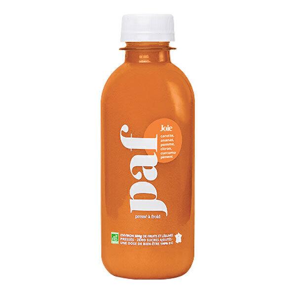PAF - Jus Joie carotte ananas pomme citron curcuma et piment 245ml