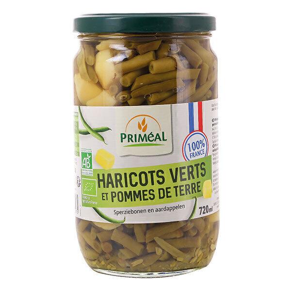Priméal - Haricots verts et pommes de terre origine France 720ml