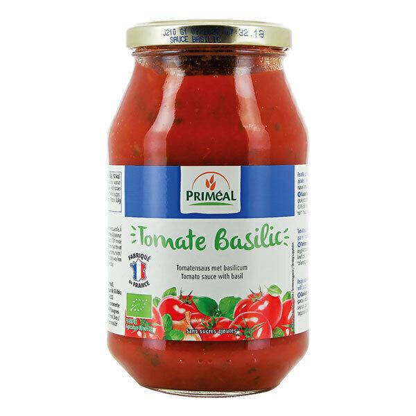 Priméal - Sauce tomate basilic 510g