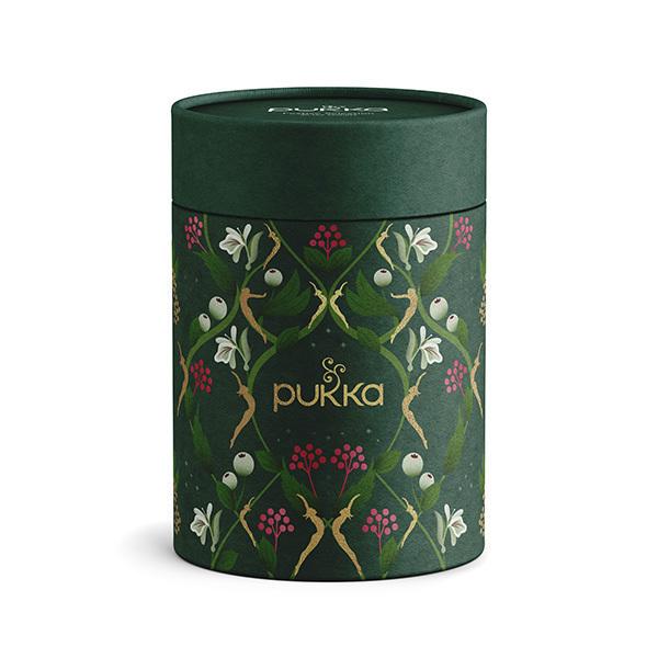 Pukka - Boite mélange infusions épicées de Noël 30 sachets