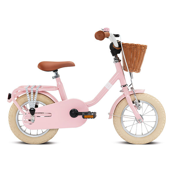 "Puky - Vélo CLASSIC 12"" Alu rose - Dès 3 ans"