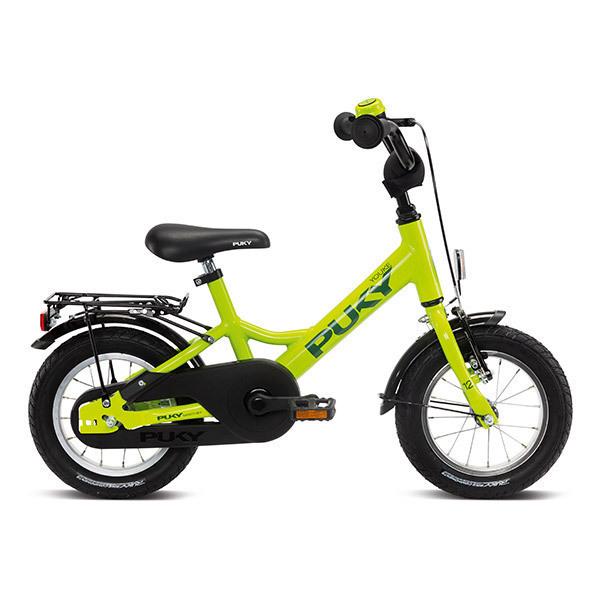 "Puky - Vélo YOUKE 12"" Aluminium vert - Dès 3 ans"