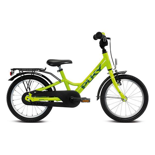 "Puky - Vélo YOUKE 16"" Aluminium vert - Dès 4 ans"