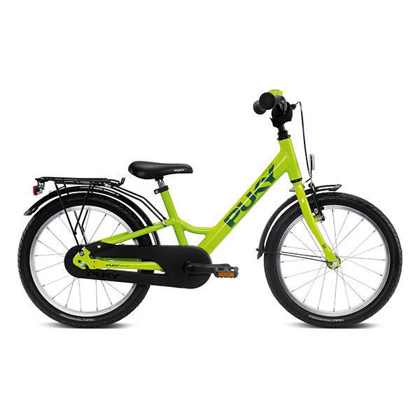 "Puky - Vélo YOUKE 18"" Aluminium vert - Dès 5 ans"