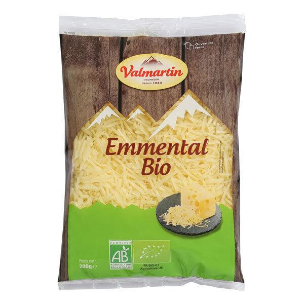Valmartin - Emmental râpé 200g